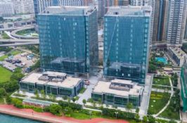 One HarbourGate, Hung Hom, Hong Kong